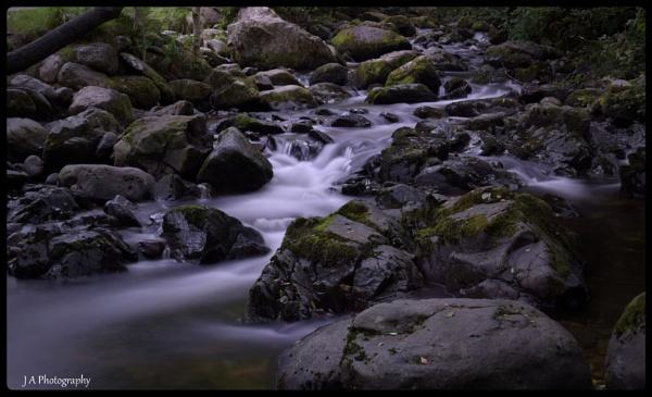 soft stream by JAPhotography
