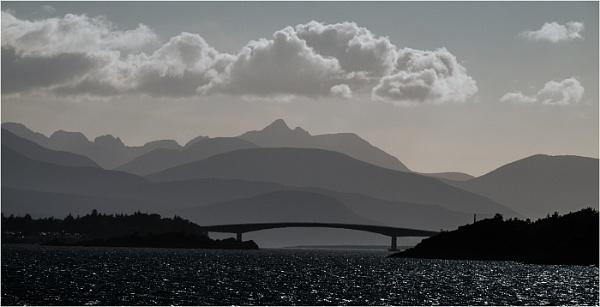 Skye Bridge by dven