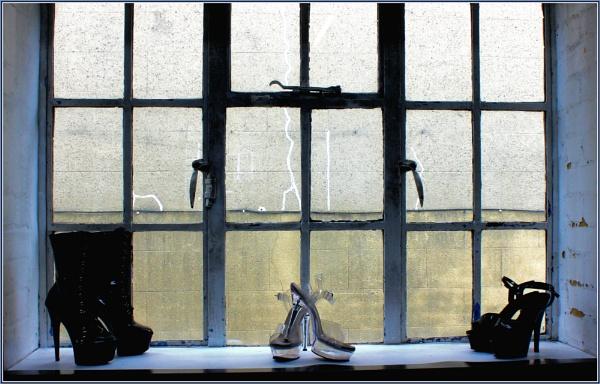 Window Dressing. by lifesnapper