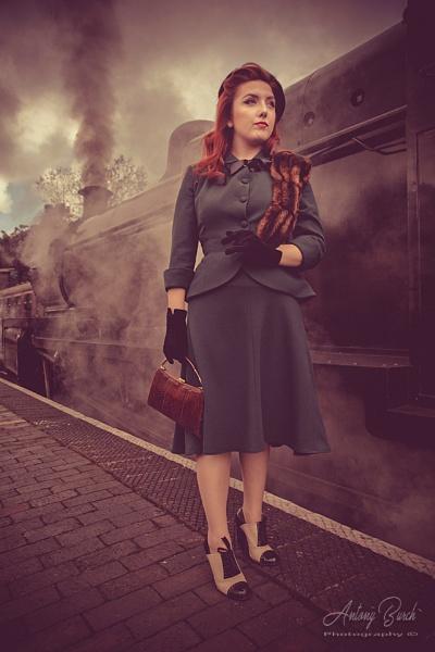Dreams of Steam by AntonyB