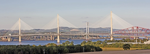The Queensferry Crossing by johnsd