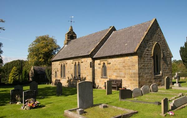 All Saints\' Church, Nether Silton by oldgreyheron