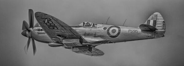 Spitfire PR XIX by DaveCole