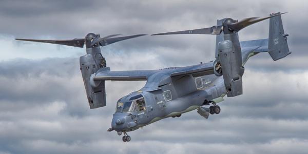 V-22 Osprey by DaveCole