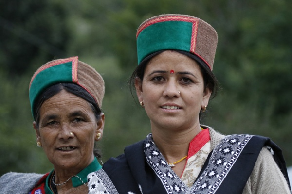 Kinnauri Ladies II by prabhusinha