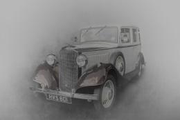 Vintage Vauxhall