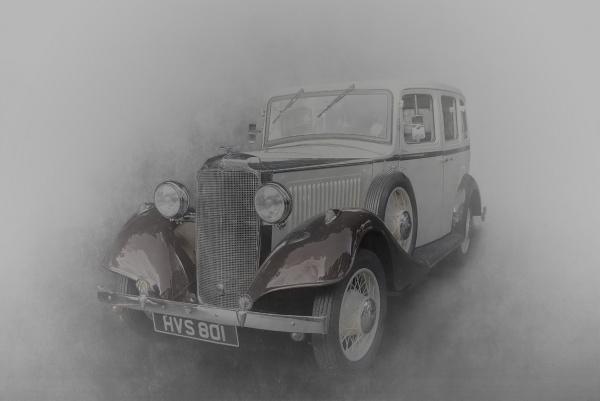 Vintage Vauxhall by EddieDaisy