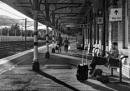 Retford railway station by xwang