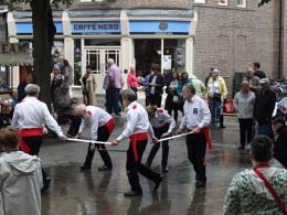 Morris Dancers in York