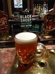 Good Bear in York, but a bit costley
