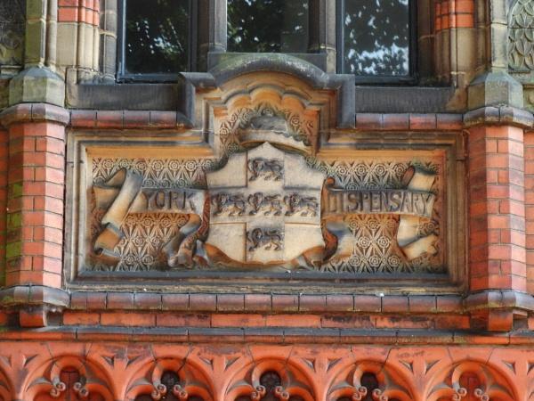 More Brickwork in York