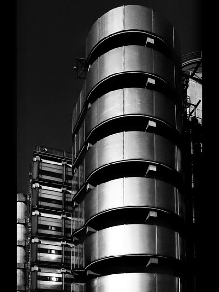 Lloyds of London by StevenBest