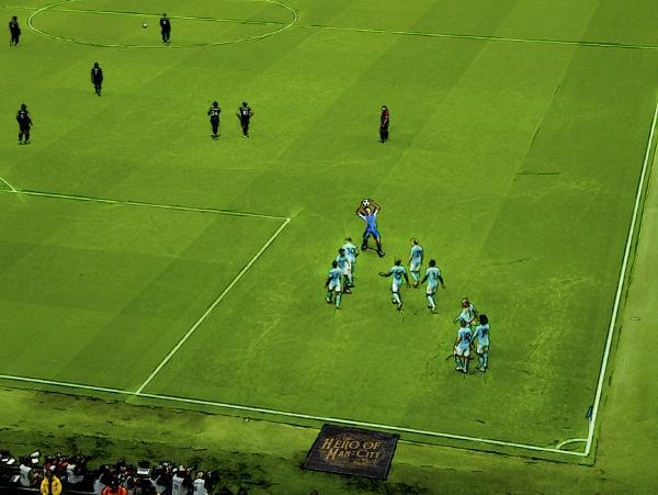 Goal Celebrations by RLF
