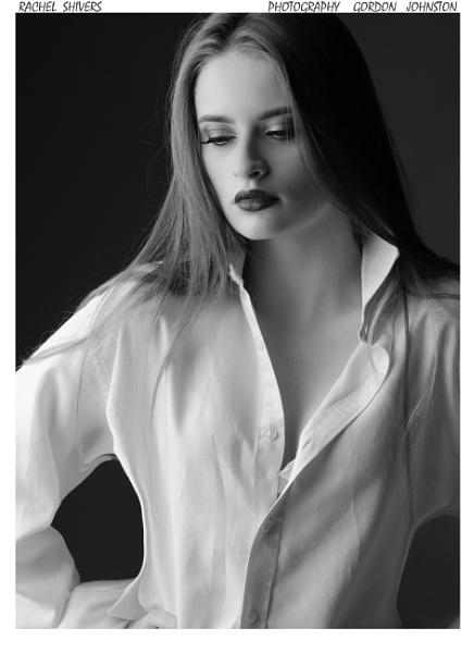 Rachel Timeless Band White by GFJ