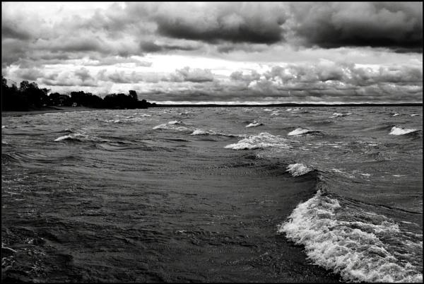 Choppy waters by djh698
