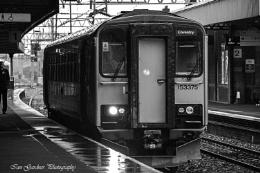 The Rain Again Falls Mainly On The Train
