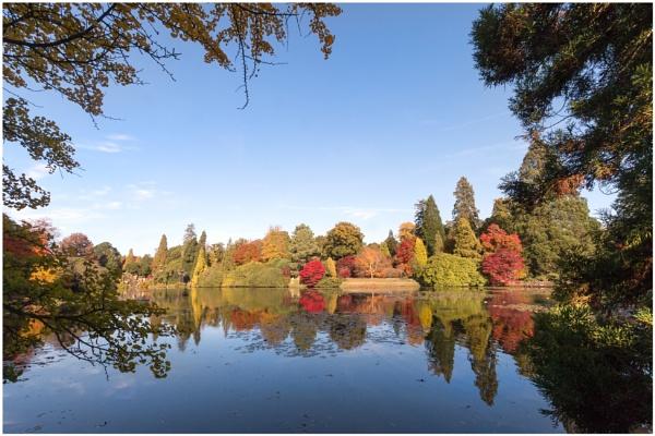 Sheffield Park Gardens by capto