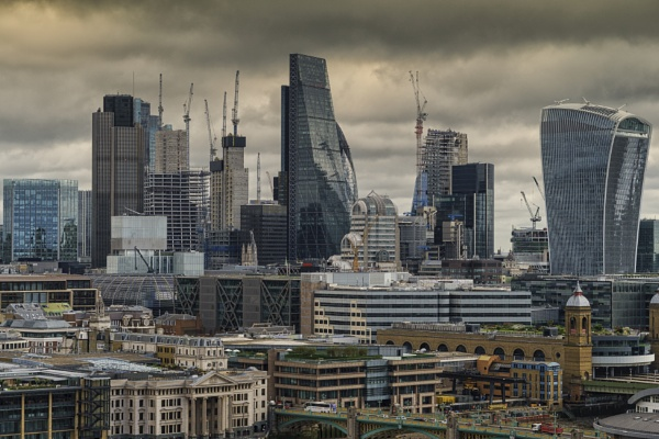 London City by ubaruch