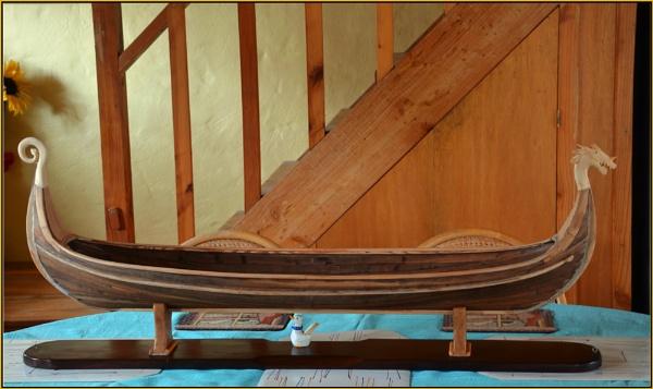 Drakkar Viking Longship by fotobee