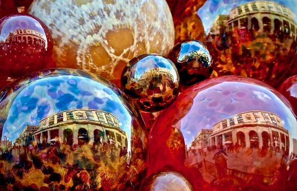 Xmas Reflections by tom2malta2