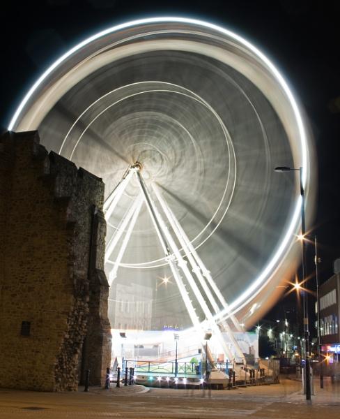 Ferris Wheel by PRC