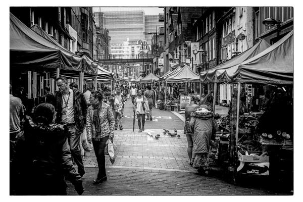Surrey street market, West Croyden. by JeffHubbardPhotography