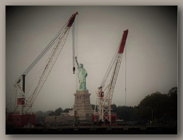 *** Lady Liberty *** by Spkr51