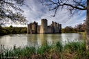 Bodiam Castle by Sezz