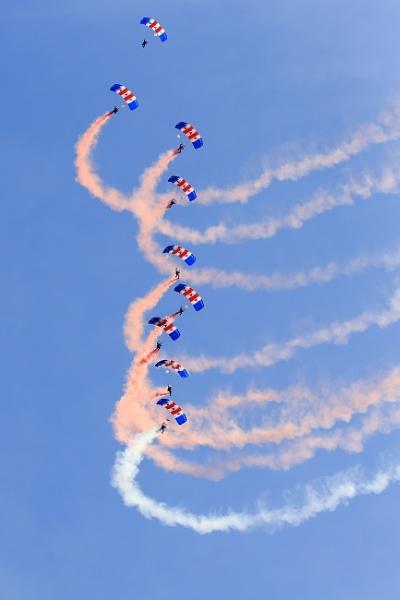 RAF Falcons by Fatronnie