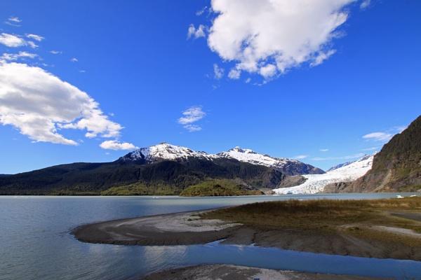Glacier Bay Alaska by Janetdinah