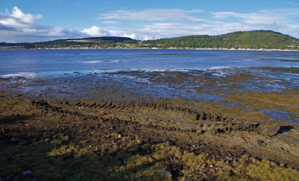 Scottish Landscapes - The Rotten Boat by PentaxBro