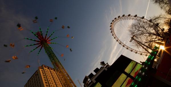 London Trip by philchild