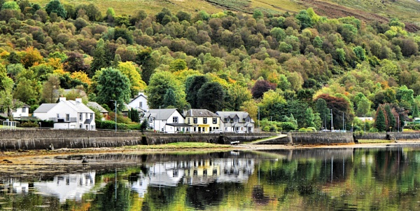 a view from loch long by raygregson
