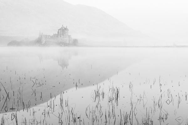 Kilchurn Castle, Loch Awe, Scotland by billycurriephotography
