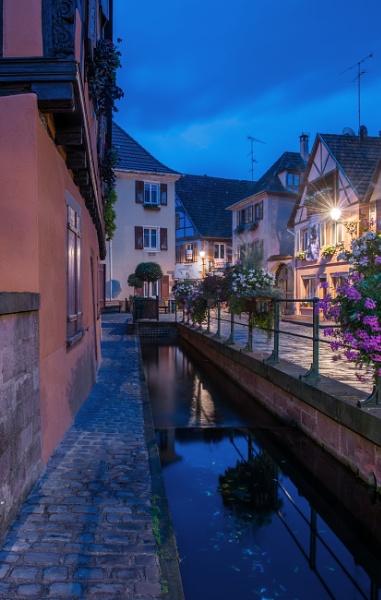 Alsace at Dawn by jasonrwl