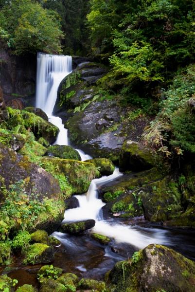 Triberg Falls II by jasonrwl