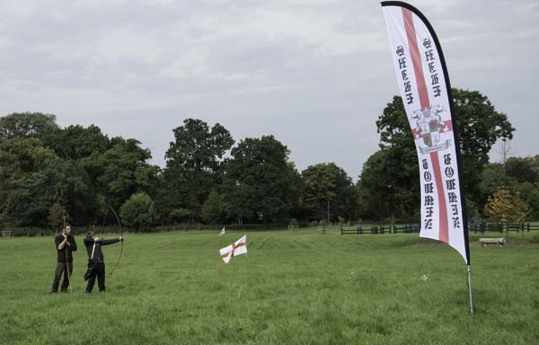 Training the next generation of English Longbowman by RLF