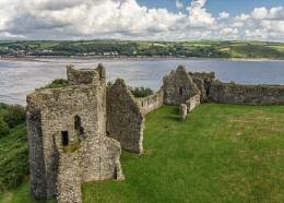 Llansteffan Castle (2)