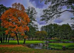 "Park ""Arcadia"", Riga"