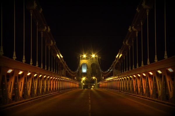 Menai Bridge by HelenaJ