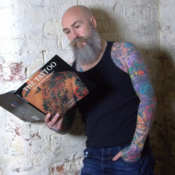 Tattoo: Graffiti for the Soul by HelenaJ