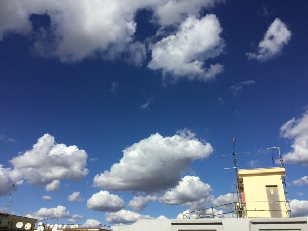 Clouds by laura1