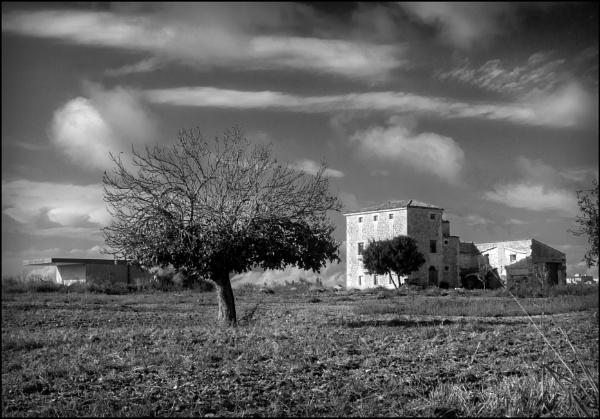 Majorcan Farmhouse by bwlchmawr