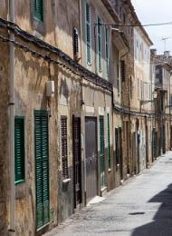 A Back Street in Arta