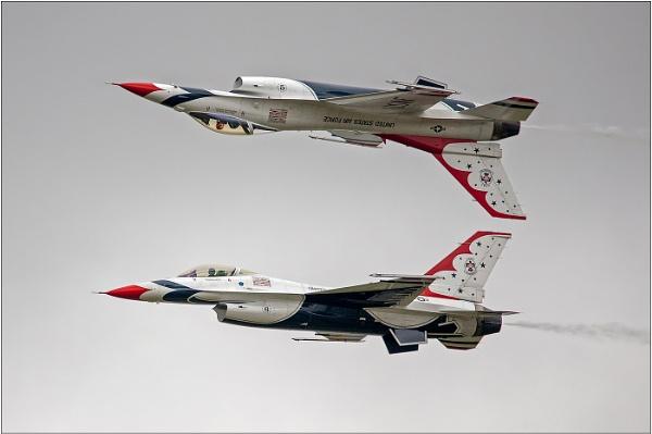 American Thunderbirds by geoffrey baker