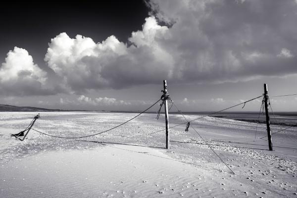 Sandyhills Beach by TrotterFechan