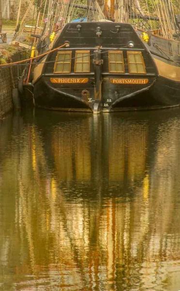 \'Phoenix\' Charlestown, Cornwall by FrancisK