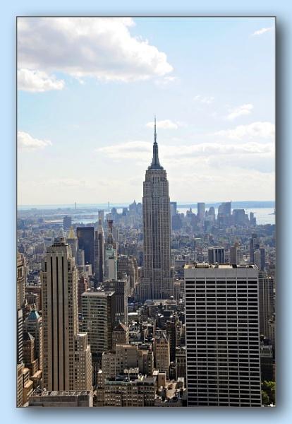 *** Downtown Manhattan *** by Spkr51