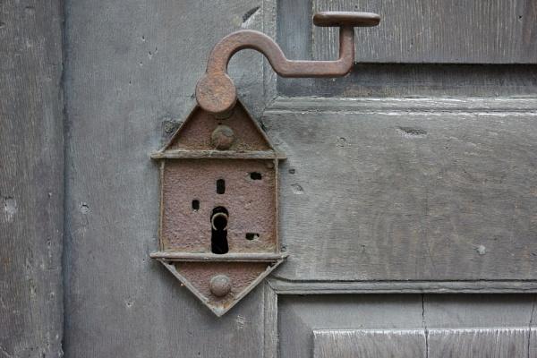 *** Antique Lock *** by Spkr51