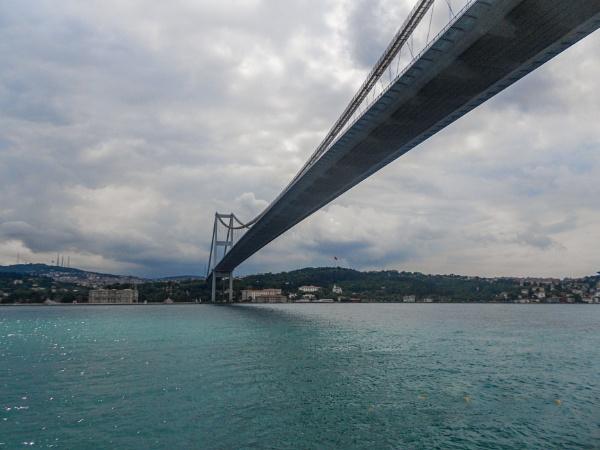 Bridges on the  Bosphorous